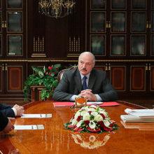 Лукашенко назначил новых глав районов и директоров заводов