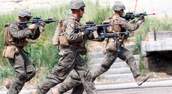 «Стимуляция агрессии»: в Латвии стартуют военные учения НАТО