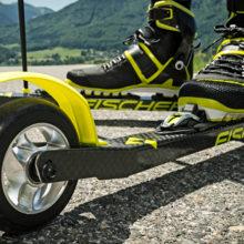 Новая лыжероллерная трасса откроется в Гомеле