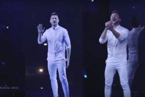 Песня Scream, которую спел Лазарев, вызвала фурор на конкурсе «Евровидение 2019»
