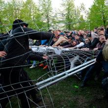 Последние новости: митинг в Екатеринбурге против строительства храма