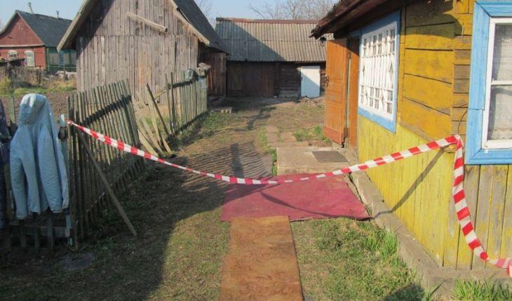 Романа Цыро убили и закопали во дворе