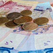 Средняя зарплата в Гомеле превысила 1000 рублей
