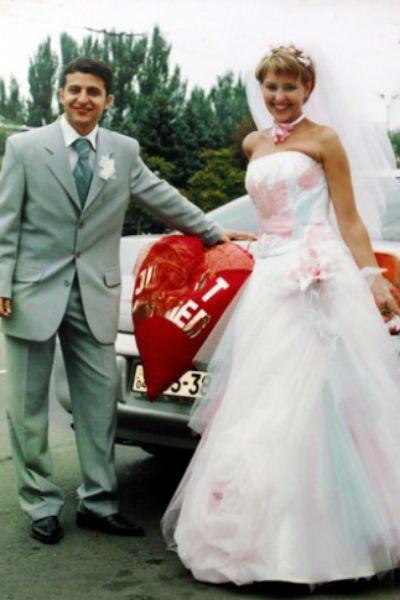 Свадьба супругов состоялась 6 сентября 2003 года