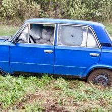 Водитель «Жигулей» пытался уйти от погони с 29 мешками комбикорма и пассажиром