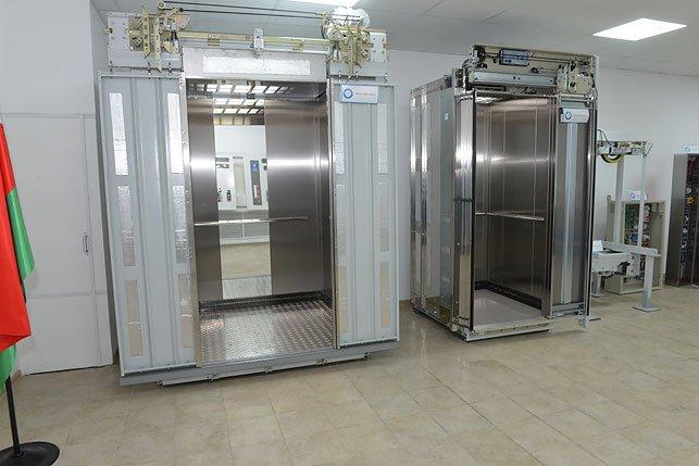 белорусско-российский лифт презентовали в Москве