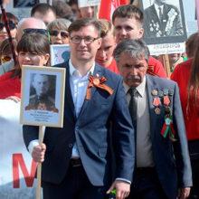 Лущ: сегодня идет ожесточенная борьба за память о Великой Отечественной войне