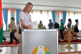 Лукашенко решил провести выборы в парламент в ноябре