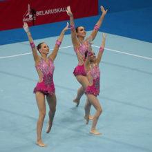 Беларусь завоевала первое золото на II Европейских играх