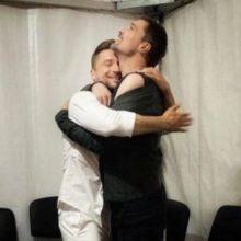 Лазарев и Билан публично признались в своих чувствах друг к другу