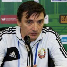 Новым тренером сборной Беларуси по футболу стал Михаил Мархель