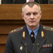 Министр внутренних дел Игорь Шуневич ушел в отставку