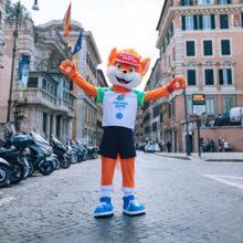 О чем молчат Лесики: каково работать в костюме маскота «Европейских игр»