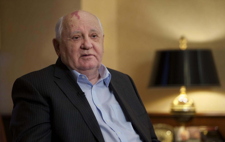Первый президент СССР Михаил Горбачёв