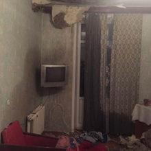 Потолок в жилом доме обвалился после грозы в Минске
