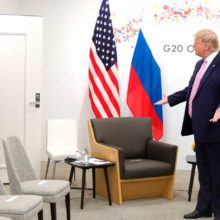 Путин и Трамп обсудили ряд вопросов на саммите G20