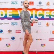 Как Рыгор Кастусёў перенимал для БНФ европейские ценности на гей-параде
