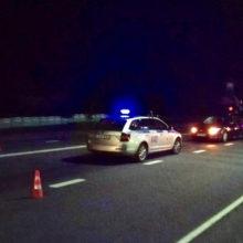 В ДТП в Речице пострадал пассажир, перебегавший дорогу в неустановленном месте