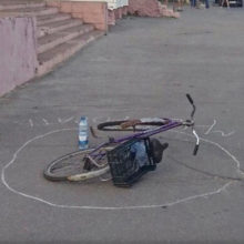 В Гомельском районе женщина сбила ребенка на велосипеде