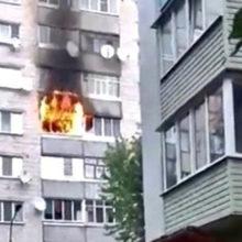 В МЧС рассказали подробности о пожаре на Жукова