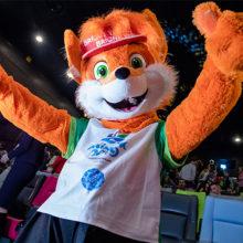 В день открытия и закрытия II Европейских игр в фан-зоне в Гомеле устроят яркое шоу