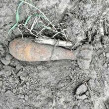 За сутки в Калинковичском районе нашли три снаряда времен ВОВ