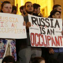Американцы репетируют на Грузии «цветную революцию» в Минске?