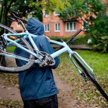 На Гомельщине резко выросло число краж велосипедов из подъездов