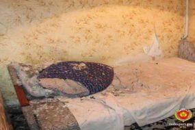 В Гродненской области сельчанин облил бензином и поджёг спящую жену