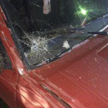 Под Минском пьяный бесправник сбил женщину с коляской