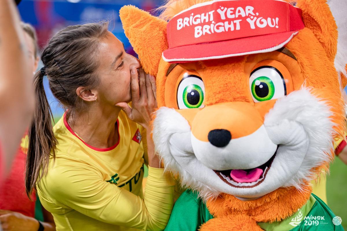 сколько Беларусь потратила на II Европейские игры