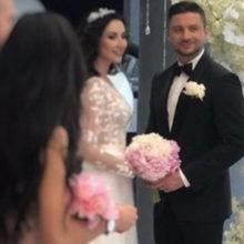 Тайная свадьба Лазарева попала на фото папарацци