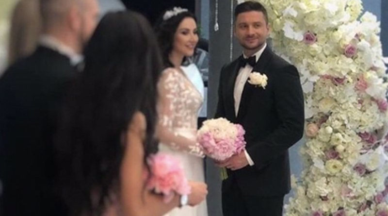 свадьба Лазарева