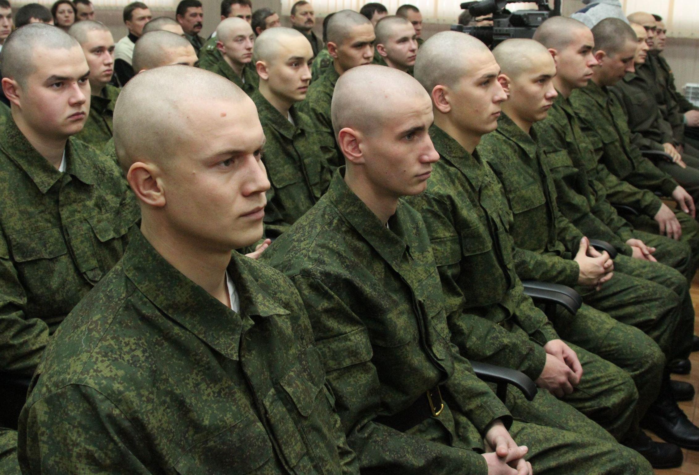 закон о призыве в армию