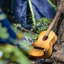 Музыкальный фестиваль «Большая бард‑рыбалка» стартует сегодня в Быховском районе