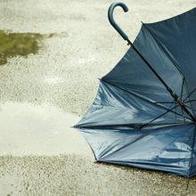 Чем обернулась вчерашняя непогода для жителей области