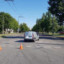ДТП в Гомеле: на зебре сбили женщину-пешехода