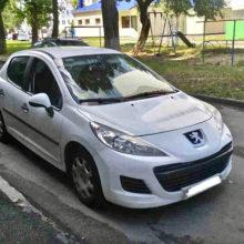 ДТП в Мозыре: Peugeot сбил 7-летнего мальчика