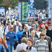 Население Беларуси за полгода уменьшилось на 19 тысяч человек