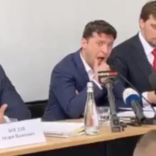 Неадекватное поведение Зеленского шокировало Украину