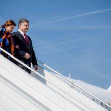 Порошенко спешно бежал из Украины вместе с семьей