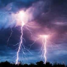 Штормовое предупреждение объявлено в Беларуси на 25 июля