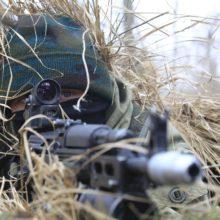 Украинские военные на Донбассе расстреляли своих