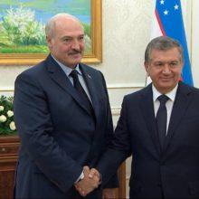 Узбекистан и Беларусь проведут форум регионов