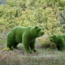 В Гомеле появятся животные-топиарии в натуральную величину