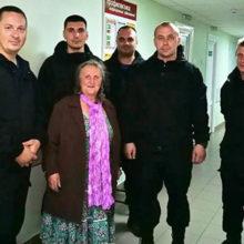 В Жлобинском районе нашли пропавшую в лесу пенсионерку