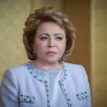 Матвиенко выступила за единую валюту в Беларуси и России