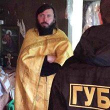 В Беларуси за кражу и порнографию задержан лжесвященник