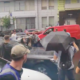 Четверо неизвестных напали на Петра Порошенко