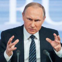 «Погибли офицеры»: стало известно о покушении на Путина
